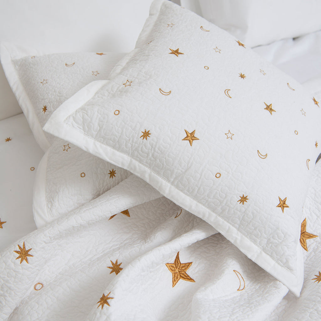 Luxury Cotton Sateen Bedding Cushion Cover: Elizabeth Scarlett 1