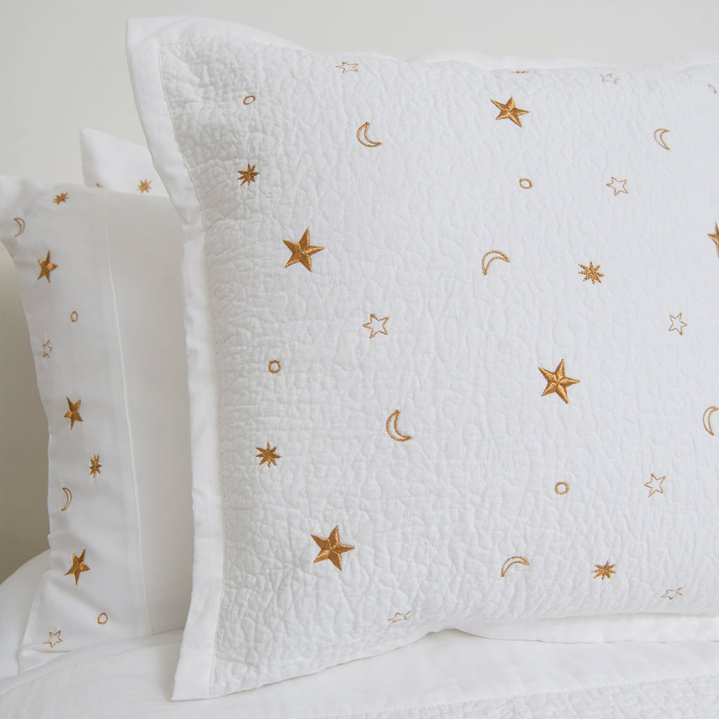 Luxury Cotton Sateen Bedding Cushion Cover: Elizabeth Scarlett 4