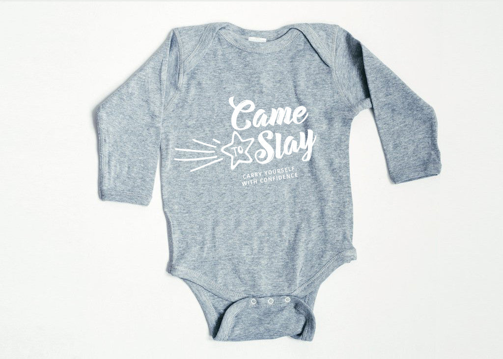 'Came to Slay' Onesie