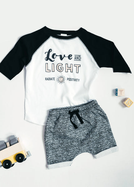 'Love and Light' Tee