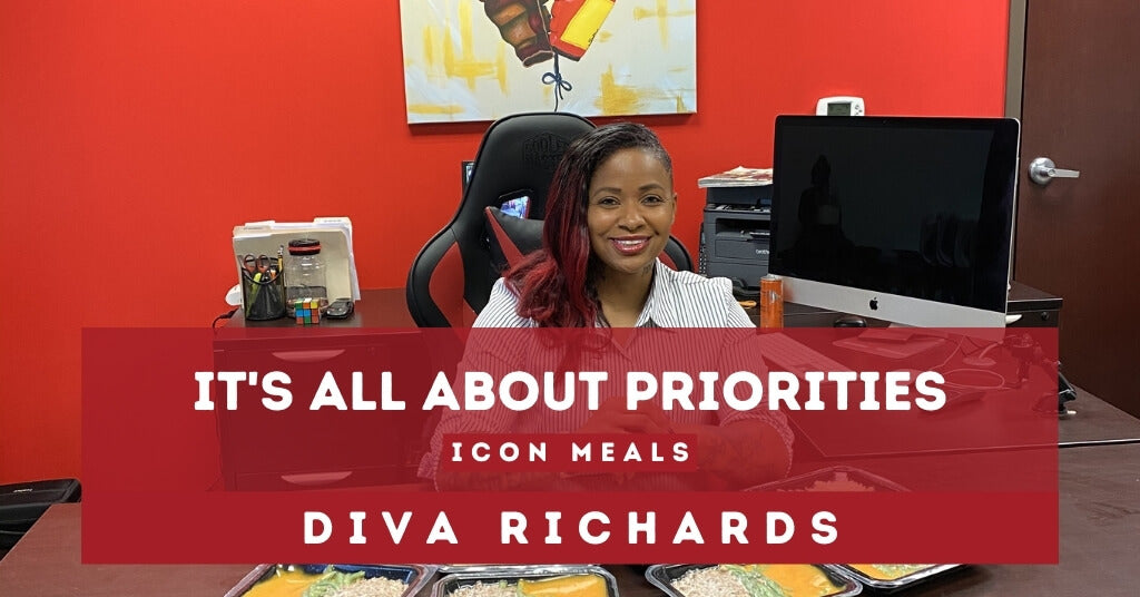 It's All About Priorities by Diva Richards
