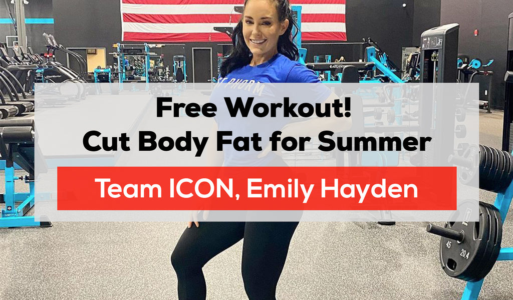 Free Workout! Cut Body Fat for Summer With Emily Hayden