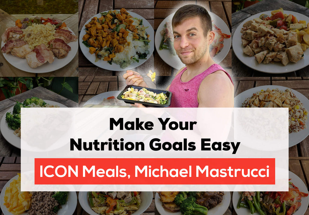 Make Your Nutrition Goals Easy by Michael Mastrucci