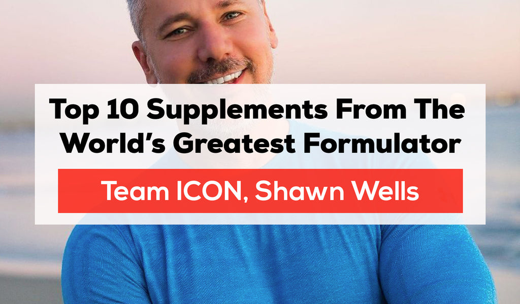 Top 10 Supplements From The World's Greatest Formulator