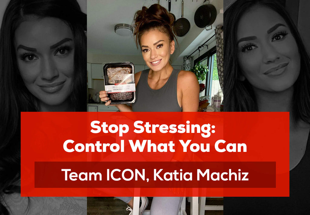 Stop Stressing: Control What You Can by Katia Machiz