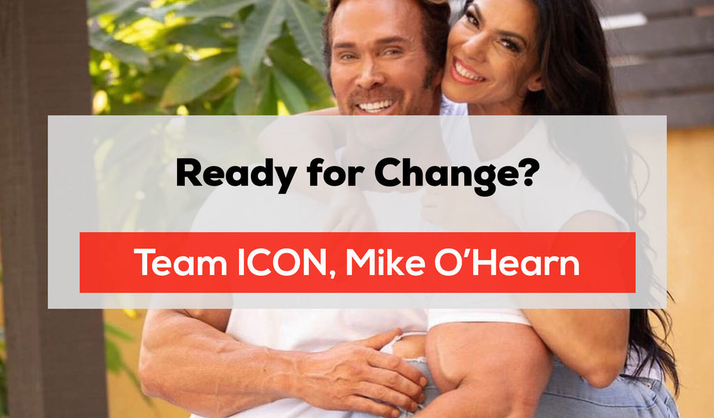 Ready For Change? by Mike O'Hearn