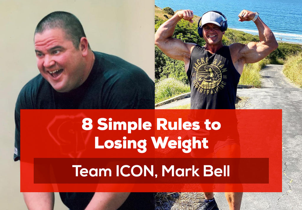 Mark Lost 100 lbs With These 8 Simple Rules