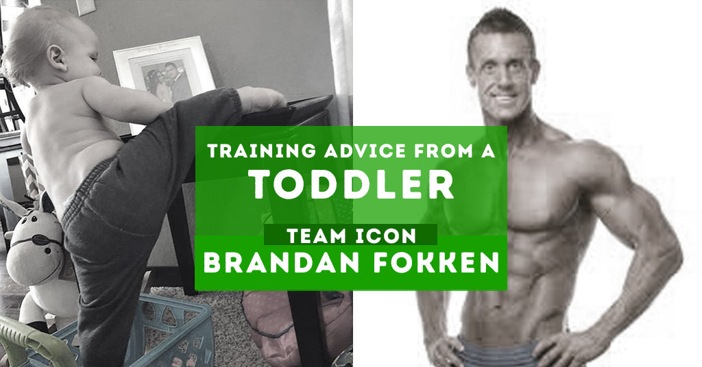 Solid Training Advice from a Toddler