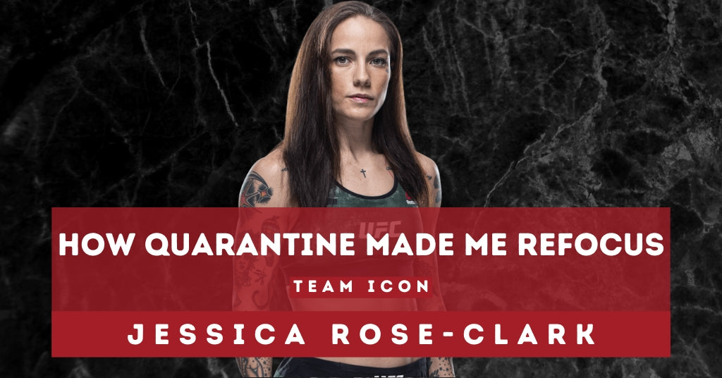 Jessica Rose-Clark, ICON Meals Athlete: How Quarantine Made Me Refocus