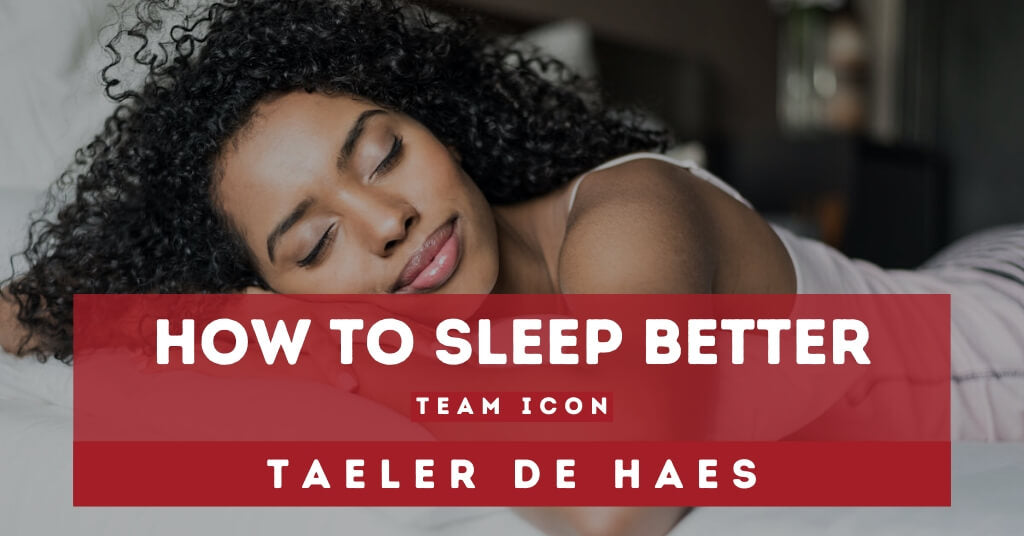 How To Sleep Better? Tips/Tricks/Supplements