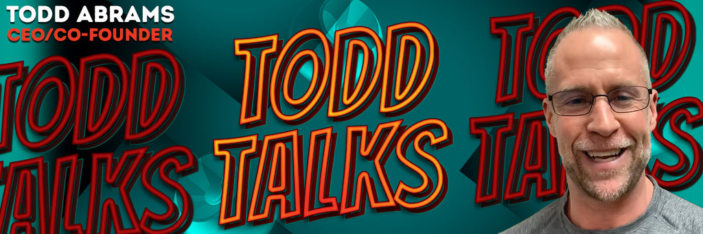 Todd Talks: Play The Cards That Are Dealt And Win ♠️