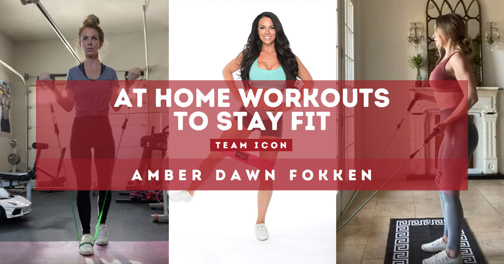 At Home Workouts To Stay Fit