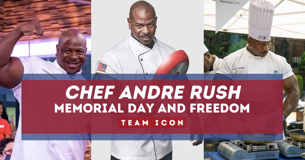Freedom Didn't Come For Free with Chef Andre Rush (@realchefrush)
