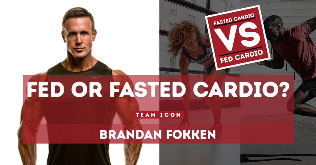 Cardio: Fed Or Fasted? By Team ICON Meals Athlete Brandan Fokken