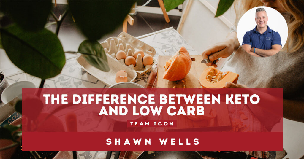 What Is The Difference Between Keto And Low Carb? By Shawn Wells