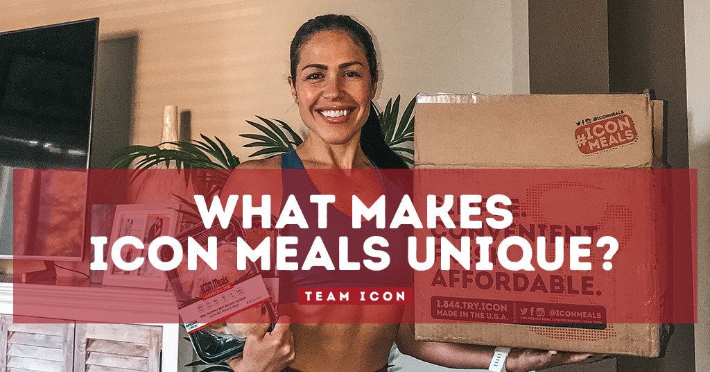 What Makes Icon Meals Unique?