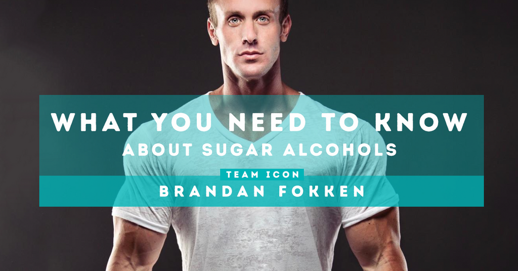What You Need To Know About Sugar Alcohols: Team ICON Post by Brandan Fokken