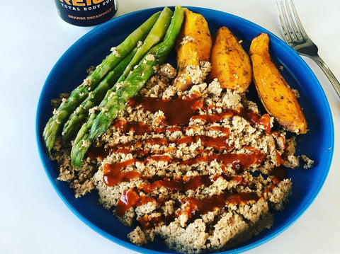 Travis Just Healthy Eating - ICON Meals