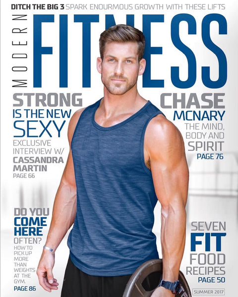 Chase McNary - Modern Fitness - Icon Meals