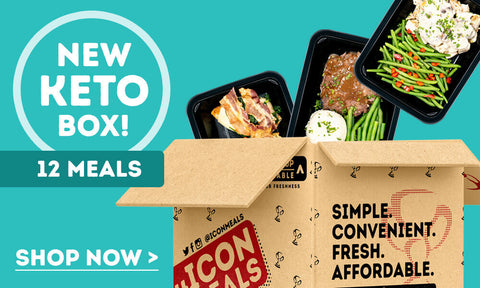 ICON Meals - Keto Box