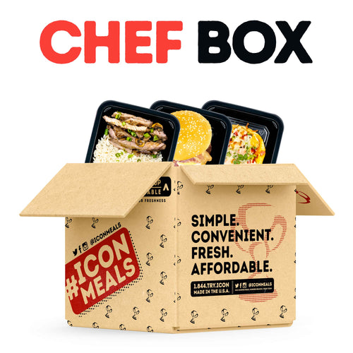 Chef Box - 12 Signature Meals