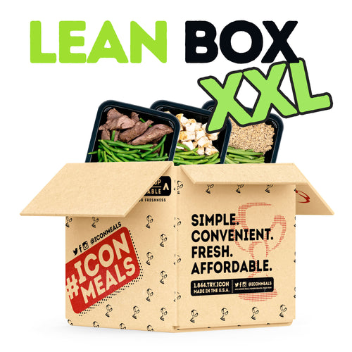 Lean Box XXL - 24 Protein-Packed Meals
