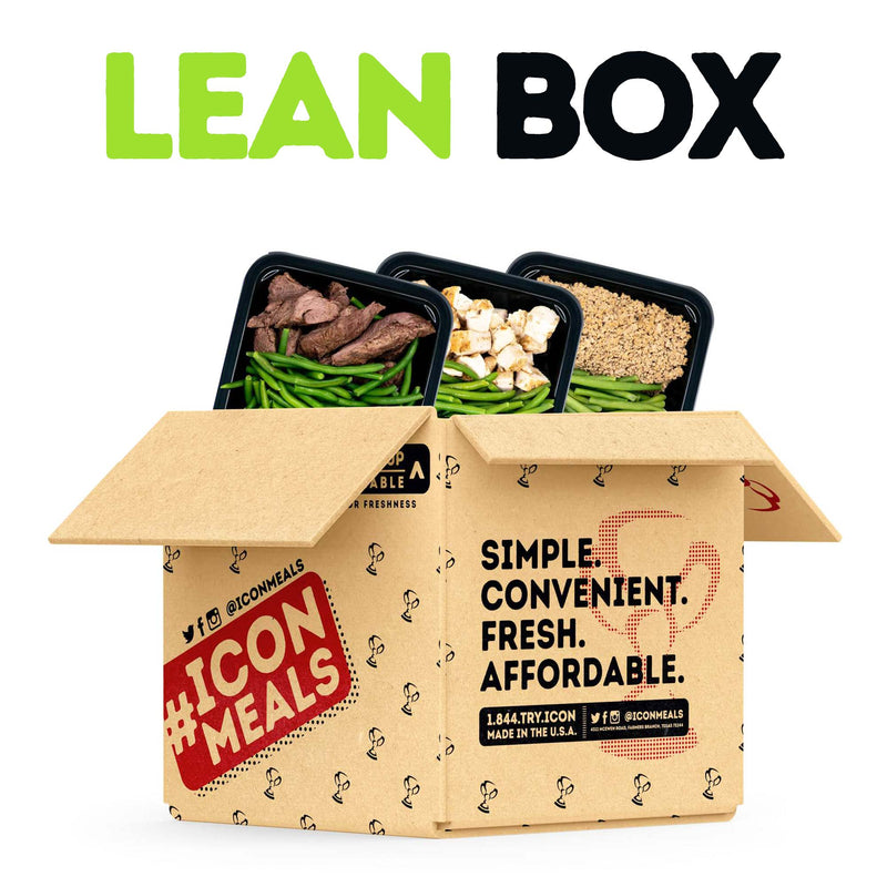 Lean Box - 12 Protein-Packed Meals