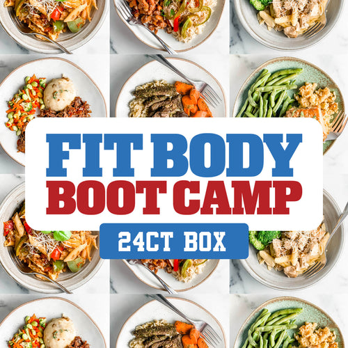 Fit Body Box - 24 Meals