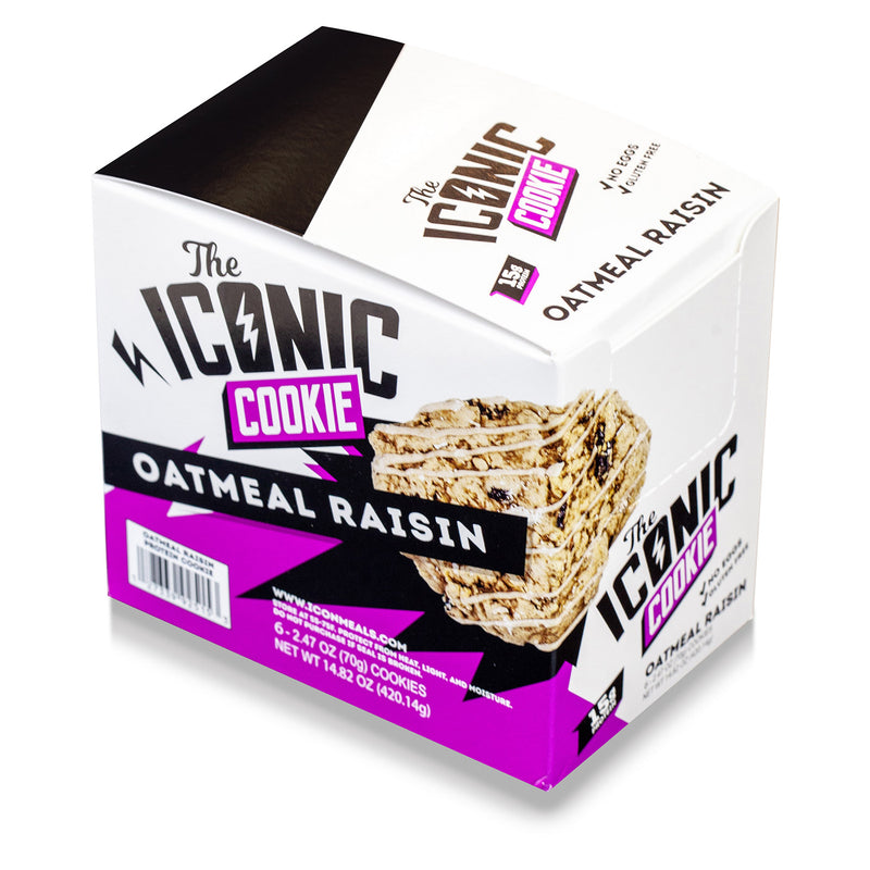 The Iconic Cookie: Oatmeal Raisin