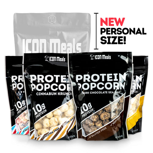 Personal Size | Protein Popcorn Starter Pack