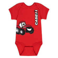 Load image into Gallery viewer, Tractor Vertical Case IH - Infant One Piece