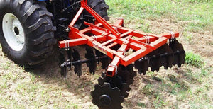 "TUFLINE 6'8"" Disc Harrows (20 Blades)"