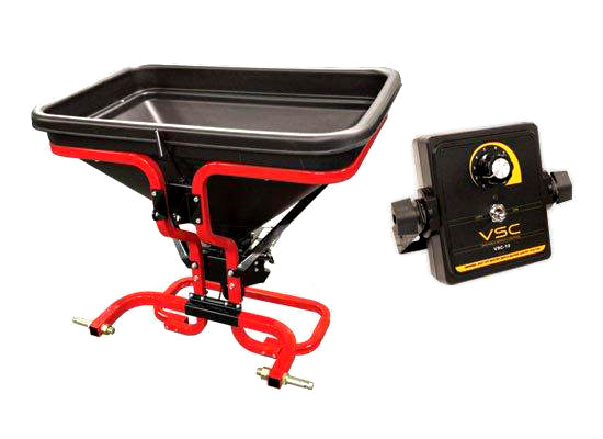 3 Pt. Hitch with 12 Volt Spreader