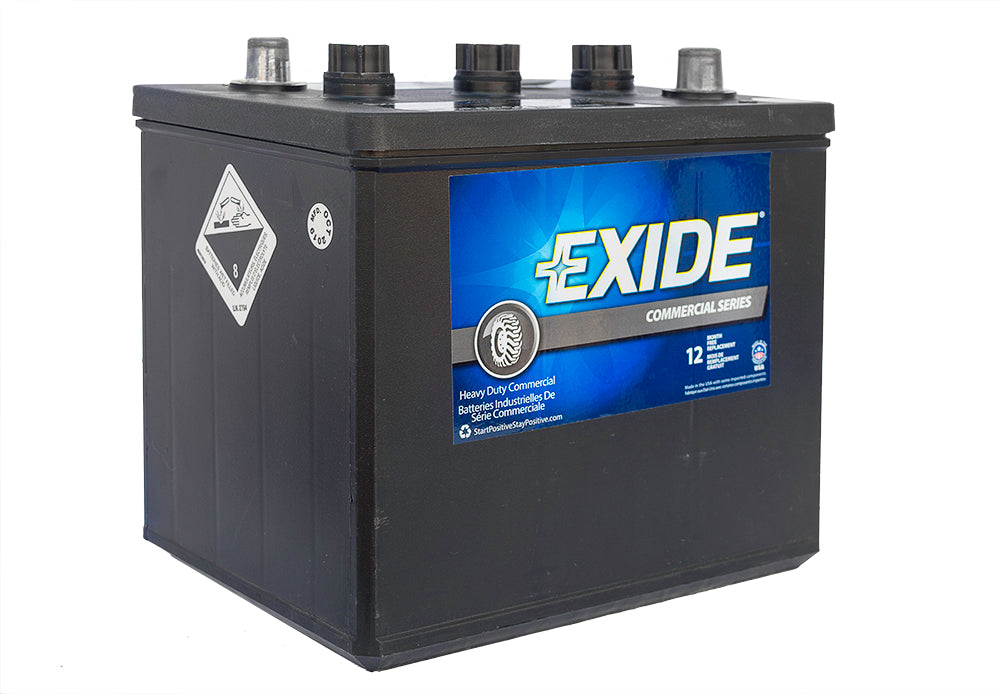 Exide 6V Commercial Series Battery (E1C)
