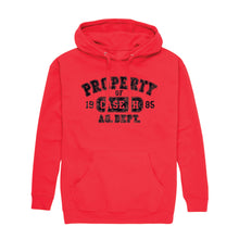 Load image into Gallery viewer, Property of Case IH Distress - Adult Pullover Hood