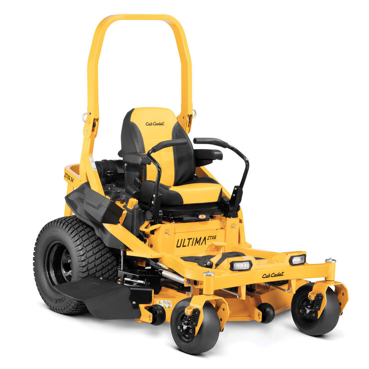 CUB CADET ZTX6 54-inch KW HD Zero Turn Mower (2020)