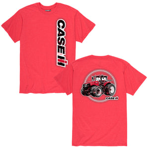 Magnum Case Ih Power Precision Performance - Adult Short Sleeve Tee