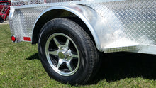 Load image into Gallery viewer, Bearco 6X12 Aluminum Utility Trailer