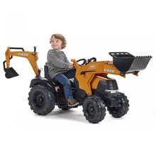 Load image into Gallery viewer, CASE 580 Super N Backhoe Pedal Tractor