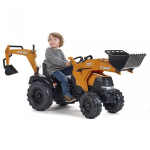 CASE 580 Super N Backhoe Pedal Tractor