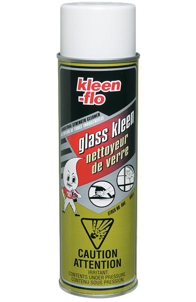 KLEEN-FLO Glass Cleaner
