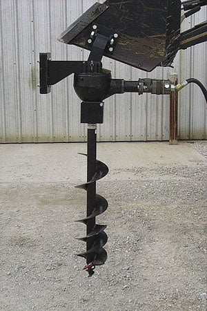 3-pt. Hydraulic Post Hole Digger 724 Model