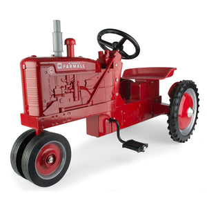 Farmall C Narrow Front Stamped Steel Pedal Tractor