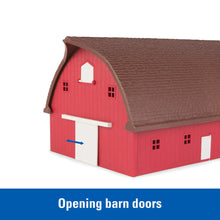 Load image into Gallery viewer, 1/64 Farm Country Gable Barn Set