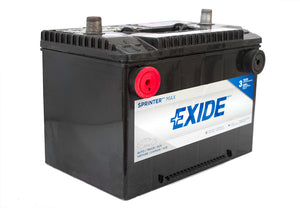 Exide® Sprinter® Max Automotive Battery (SX78DT)