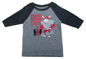 IH BULL & ROOSTER Big Guy Toddler T-shirt