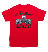 Load image into Gallery viewer, IH PROPERTY OF HARVESTER Mens T-shirt