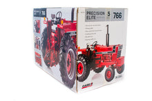 Load image into Gallery viewer, 1/16 International Harvester 766 Tractor Precision Elite Series # 5 (Black Stripe)