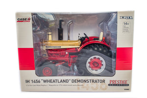 1/16 Prestige Series International Harvester 1456 Wheatland Gold