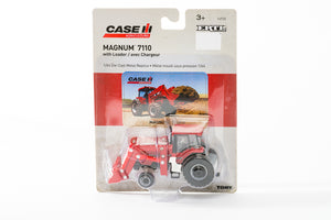 1/64 Case IH 7110 Magnum With Front End Loader